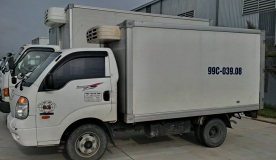 Xe tải đông lạnh Boggo 1.2 tấn