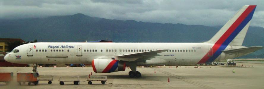 Sân bay quốc tế duy nhất Nepal đóng cửa với máy bay cỡ lớn