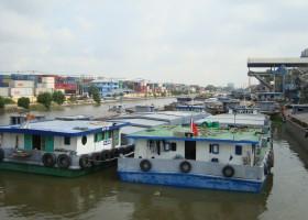 Động thổ dự án BOT đường thủy nội địa đầu tiên