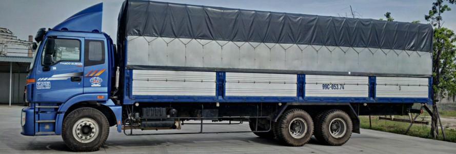 Xe tải 13 tấn